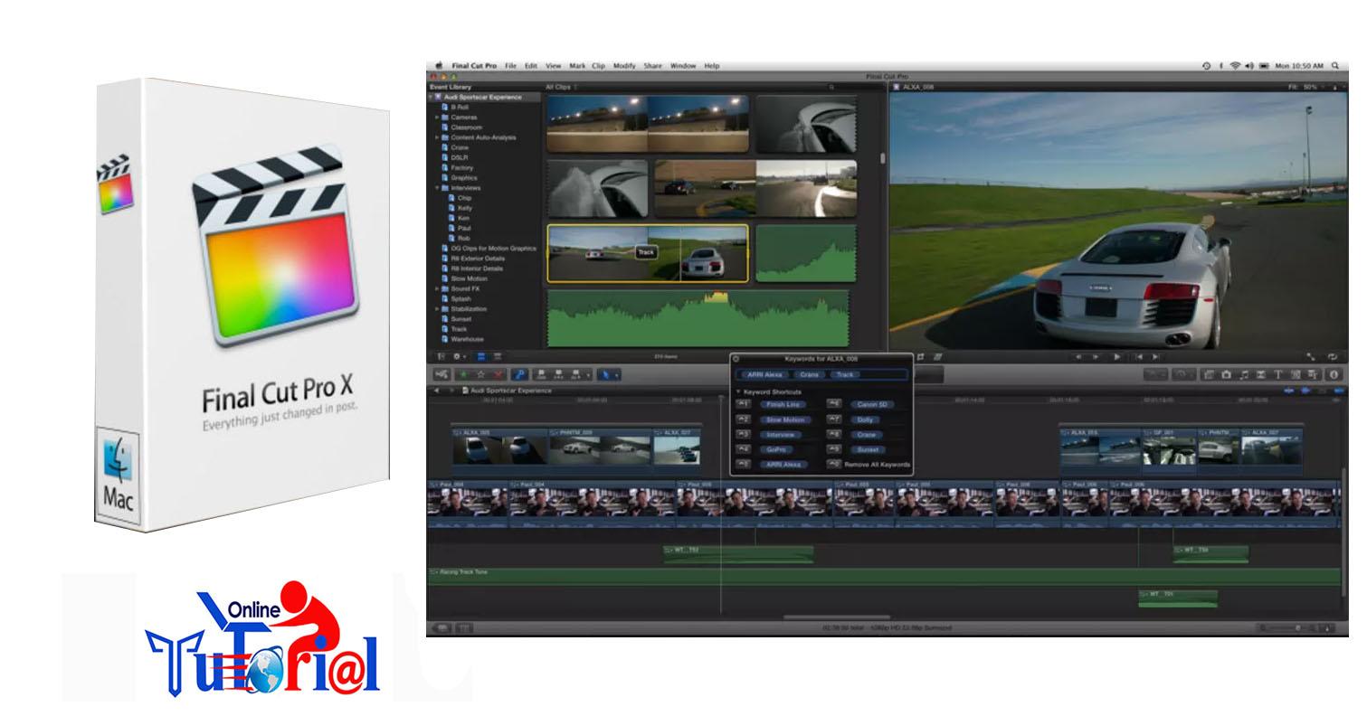 Cara Install Finall Cut Pro X Full Version Gratis