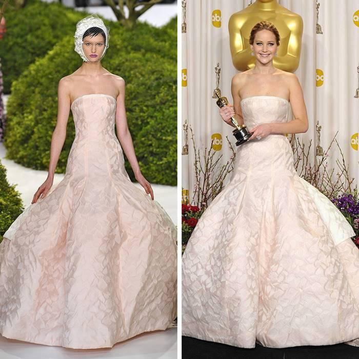 Christian Dior / Jennifer Lawrence