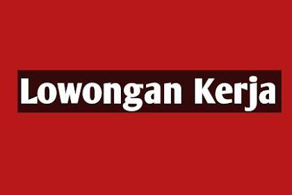 Lowongan Kerja Salesman Mojokerto dan Jombang di PT DJITO INDONESIA TOBACCO