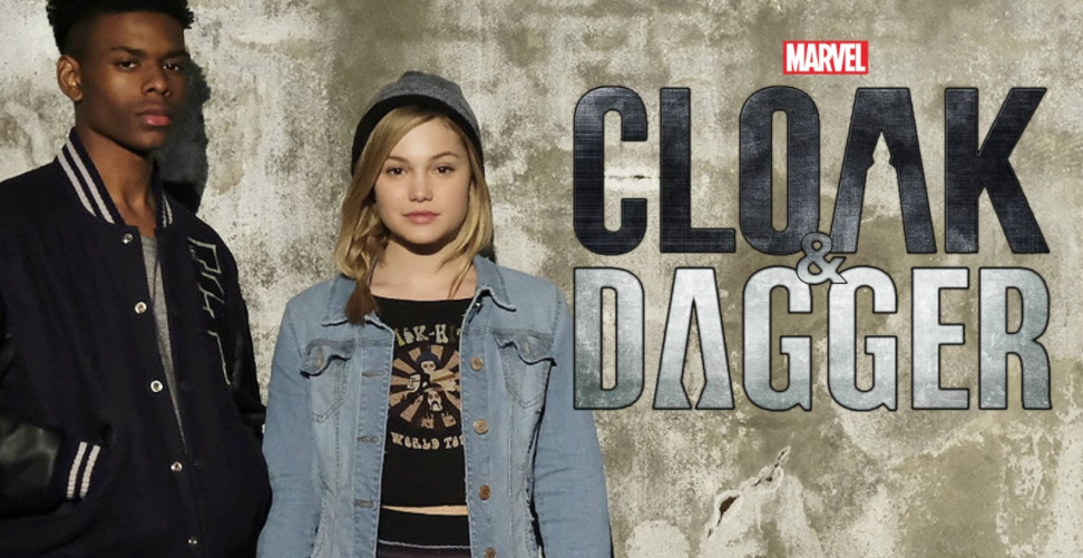 Cloak & Dagger (2018) online