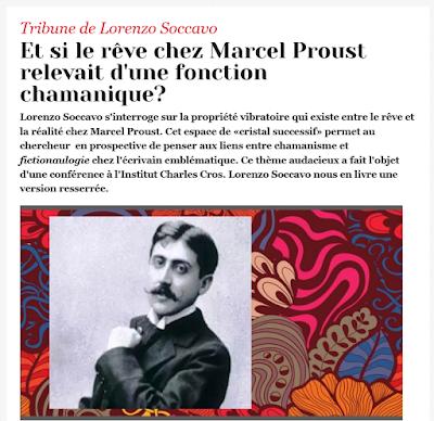 Proust et Lorenzo Soccavo sur ViaBooks