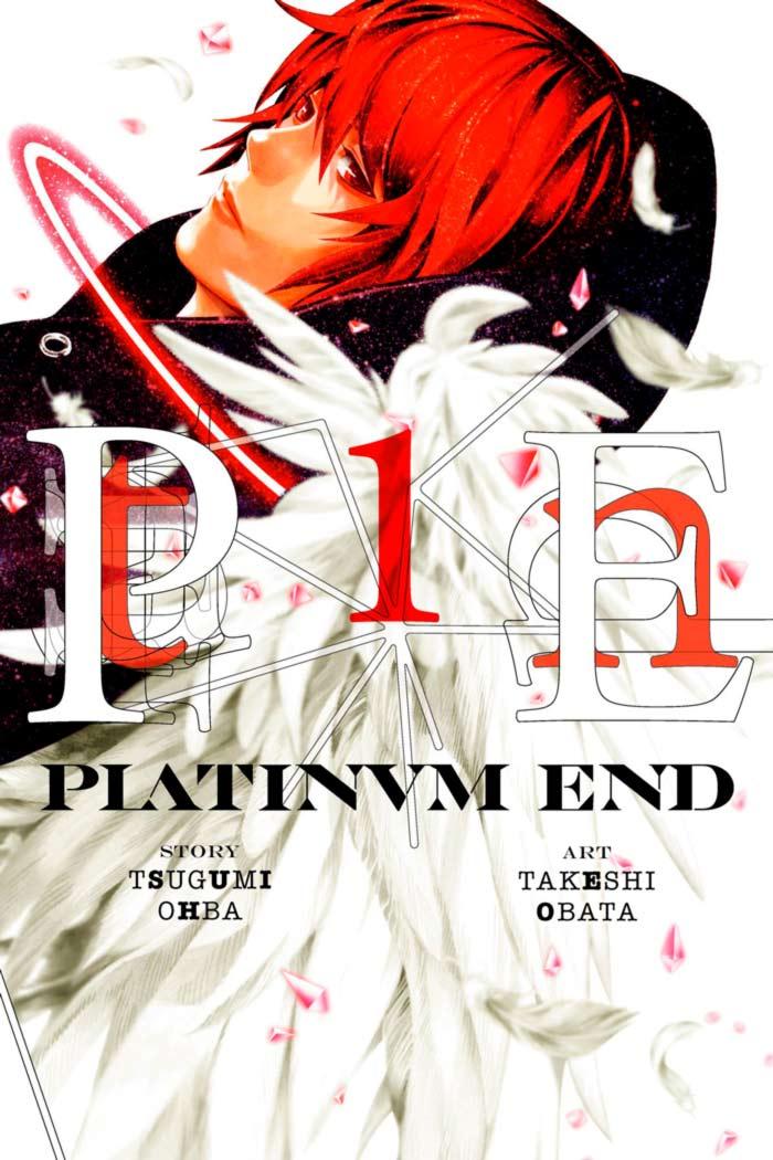 Platinum End manga - Tsugumi Obha y Takeshi Obata - Norma Editorial