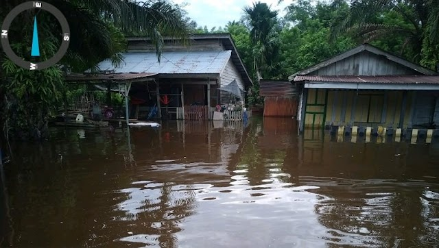Tiga Desa di Trumon Tengah Aceh Selatan Direndam Banjir Berhari-hari