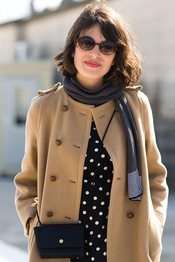 Paris Fashion Week AW 2015.Tiany (Vanessa Jackman)