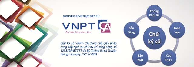 Cách gia hạn chữ ký số VNPT-CA