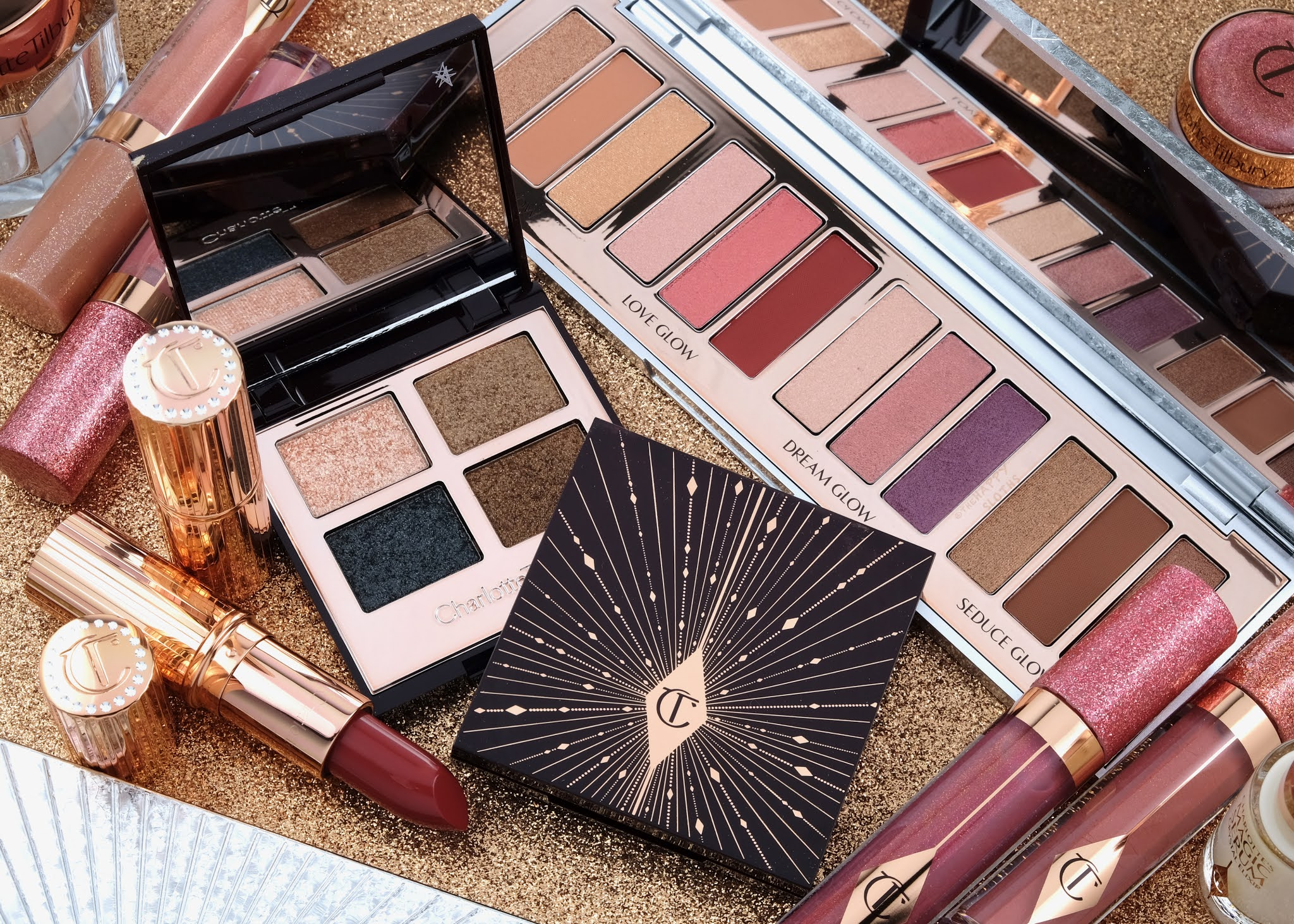 Charlotte Tilbury | Holiday 2020 Collection: Review and Swatches