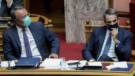 Ιστορική ύφεση προ των πυλών, συστηματική αποσιώπηση από την κυβέρνηση Μητσοτάκη και τα ΜΜΕ επιρροής της