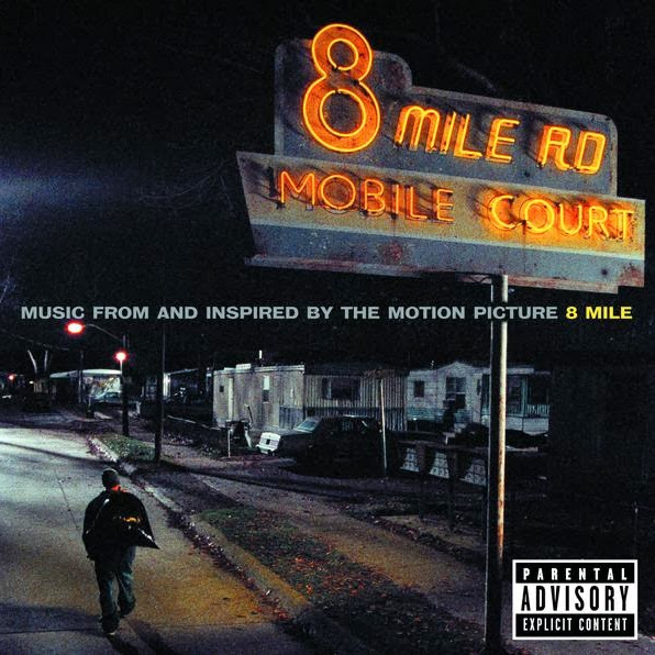 Various Artists - 8 Mile (Music Inspired From the Motion Picture)  Cover