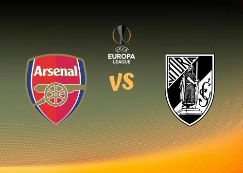 Arsenal vs Vitória Guimarães  Resumen y Partido Completo