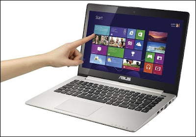 Touch Screen Windows Laptop