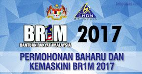 Thumbnail image for Permohonan Baharu Dan Kemaskini BR1M 2017 Secara Online Dan Penghantaran Borang Permohonan