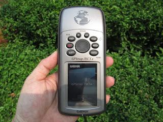 GPS Garmin 76CSx Seken