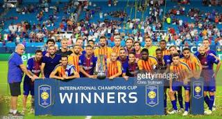 Jadwal Tur Pramusim ICC 2018 Barcelona