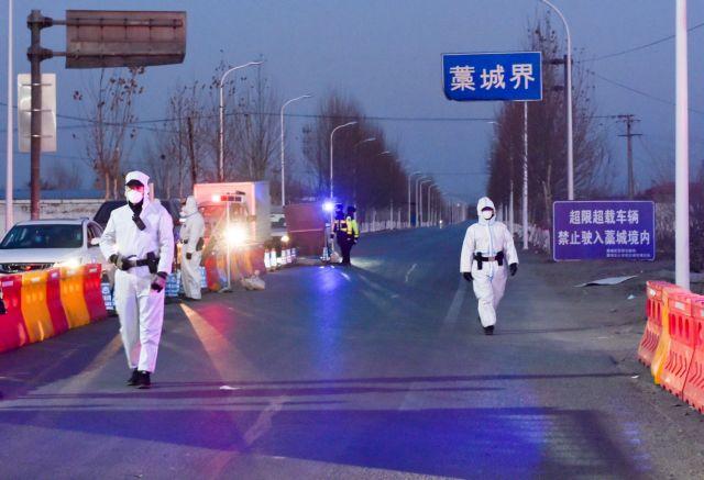 Η Κίνα δεν επιτρέπει στην αποστολή του ΠΟΥ να εισέλθει στη χώρα