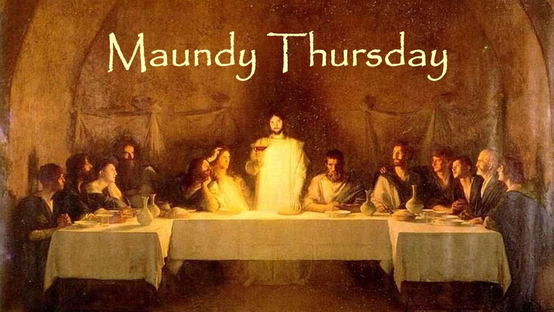 Maundy Thursday Wishes Sweet Images