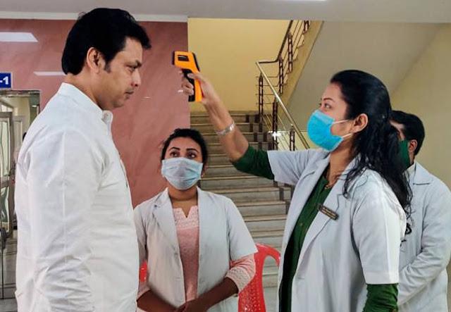 Coronavirus Live India Updates, COVID-19, Coronavirus