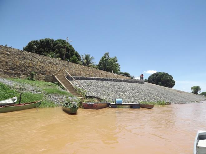 Obras que promovem revitalização do São Francisco são concluídas na Bahia pela Codevasf