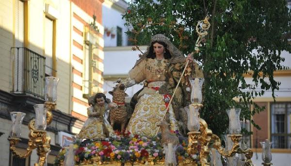 La Pastora de Capuchinos irá a la Catedral de Sevilla en 2021
