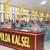 69 Personil Polda Kalsel Ikuti Pendidikan Pembentukan Alih Golongan Polri TA.2020