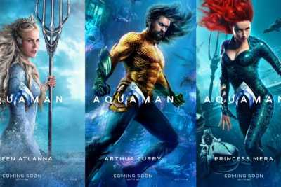 Aquaman (2018) Hindi Dubbed Dual Audio Full Movie Download 480p