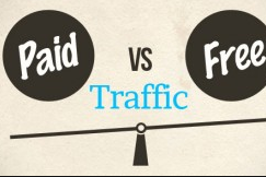500% Traffic Website Increase with the Paid Way