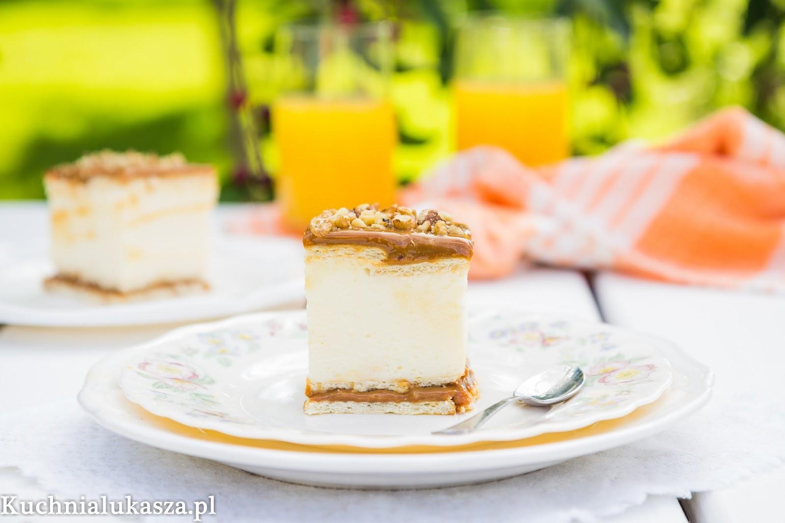 """Ciasto ,,Krowka"""" bez pieczenia"""