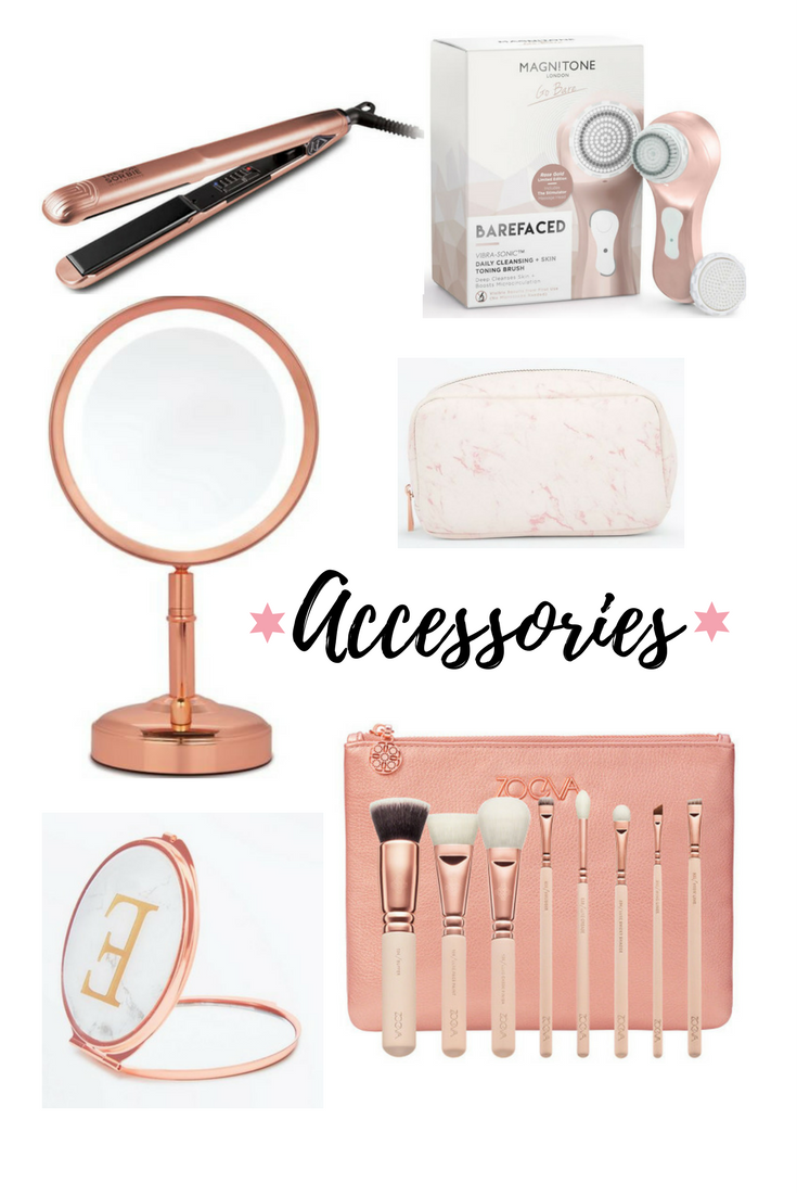 Selection of Beauty Gift Ideas
