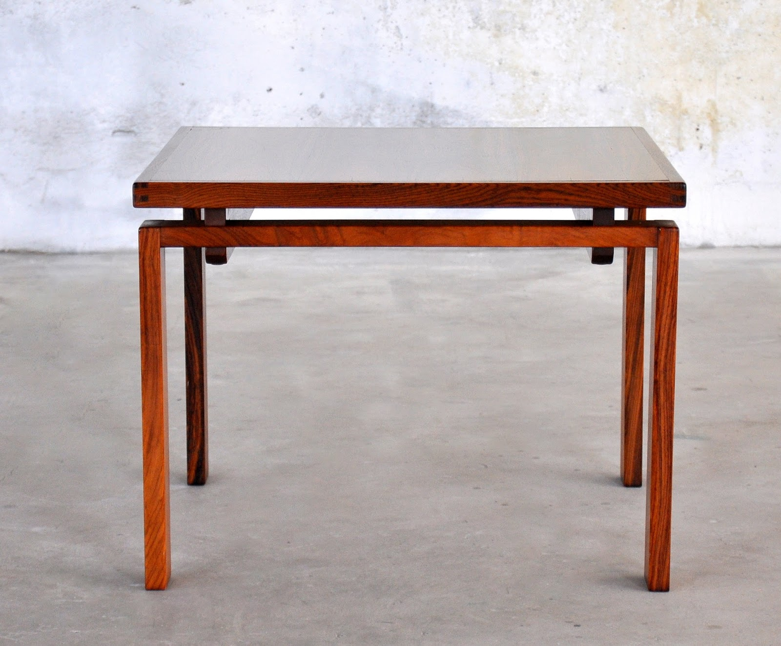Danish Modern End Table Select Modern Danish Modern Rosewood End Or Side Table