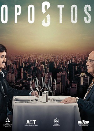 Opostos Torrent Download TV  720p
