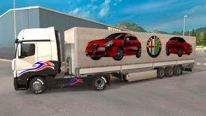 Alfa Romeo Schmitz trailer mod