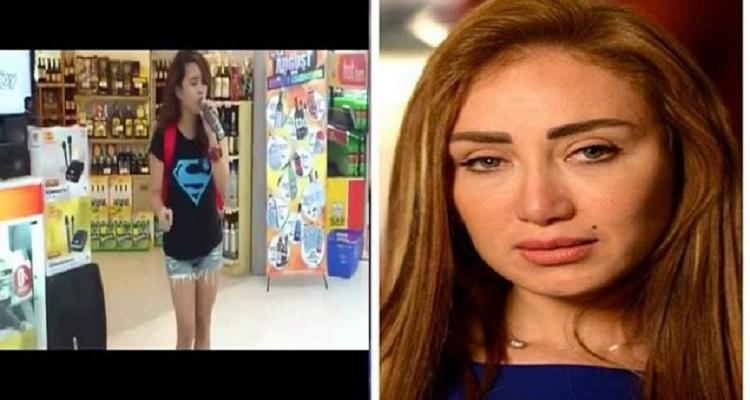التصريح الأول لريهام سعيد بعد قرار حبسها سنة ونصف بسبب فتاة المول