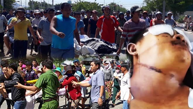 Image result for Gia đình anh Đê đưa thi thể anh về nhà bằng băng ca và không dùng xe cứu thương do cơ quan chức năng tỉnh Ninh Thuận thu xếp (hình minh họa)