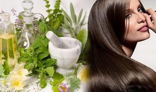 علاج تساقط الشعر طبيعي