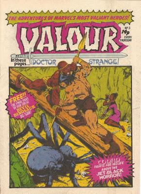 Valour #3, Conan the Barbarian