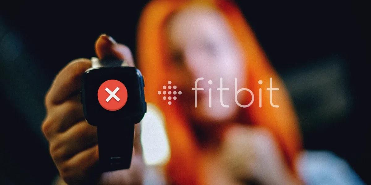 fitbit versa won't turn on (solution)