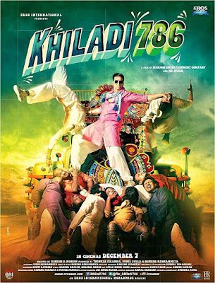Khiladi 786 (2012) Hindi 480p BluRay 400MB