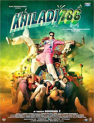 Khiladi 786 (2012) Hindi 720p BluRay 1.4GB