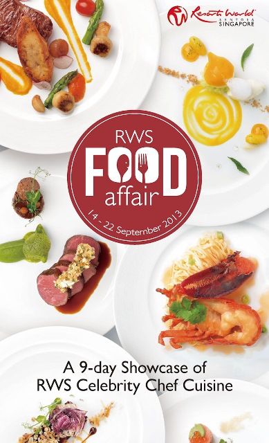 rws food affair celebrity chef dinner