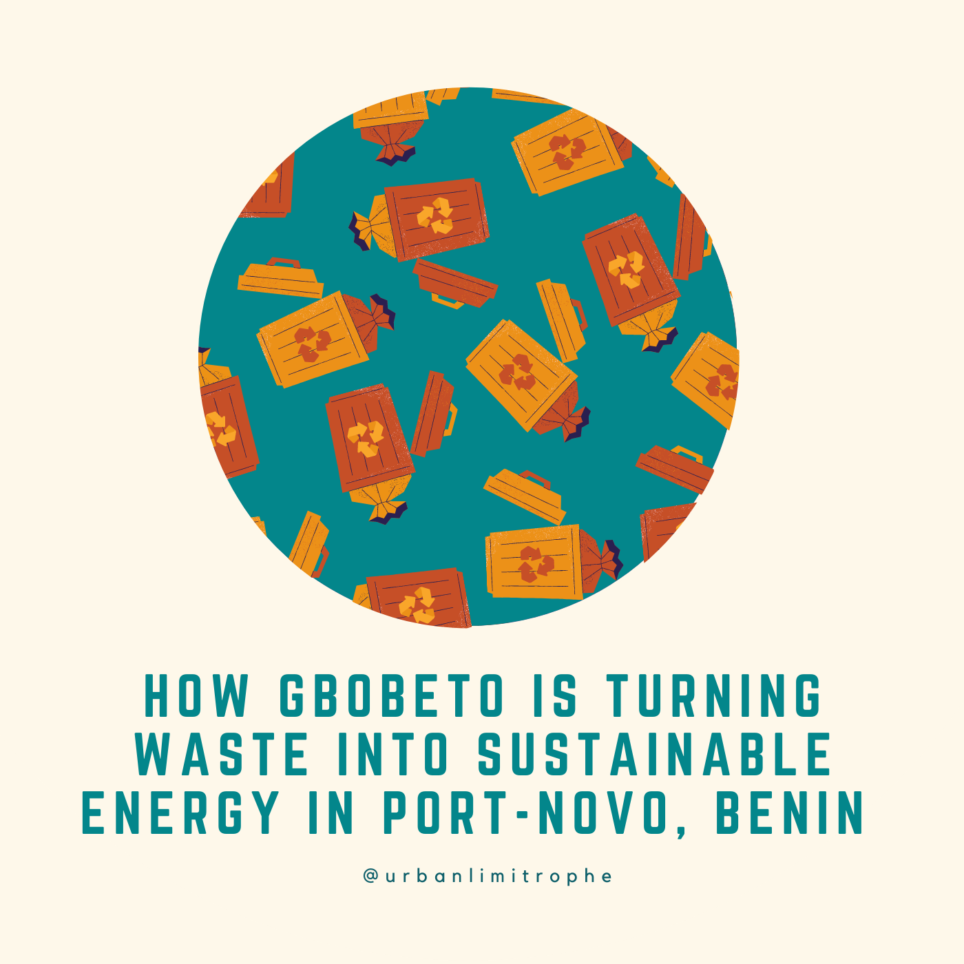 Episode 5: How Gbobètô is Turning Waste Into Sustainable Energy in Port-Novo, Benin #africancities #podcast #SustainableEnergy #WasteReclaimers