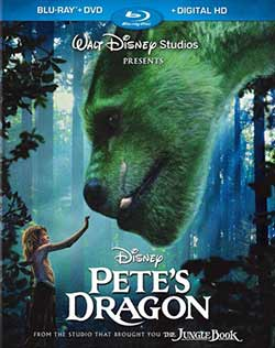 Petes Dragon 2016  Dual Audio Hindi 720p BluRay at movies500.me