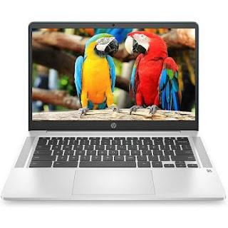 HP Chromebook 14 N5000 10 Rekomendasi Laptop Terbaik Harga 3 - 4 Jutaan di Tahun 2021
