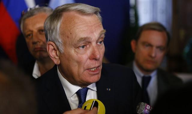 El canciller francés, Jean-Marc Ayrault (Reuters)