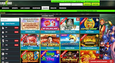 Website Casino Slot Uang Asli Paling Bagus Ditahun 2020