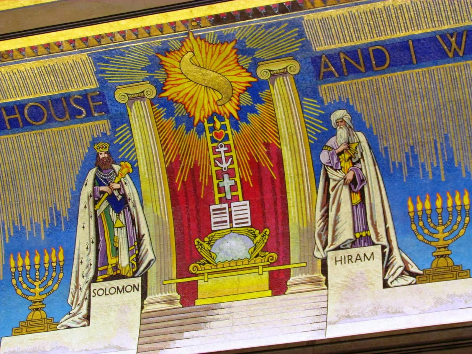 Book&aCuppa: Freemasons' Hall, The United Grand Lodge of ...