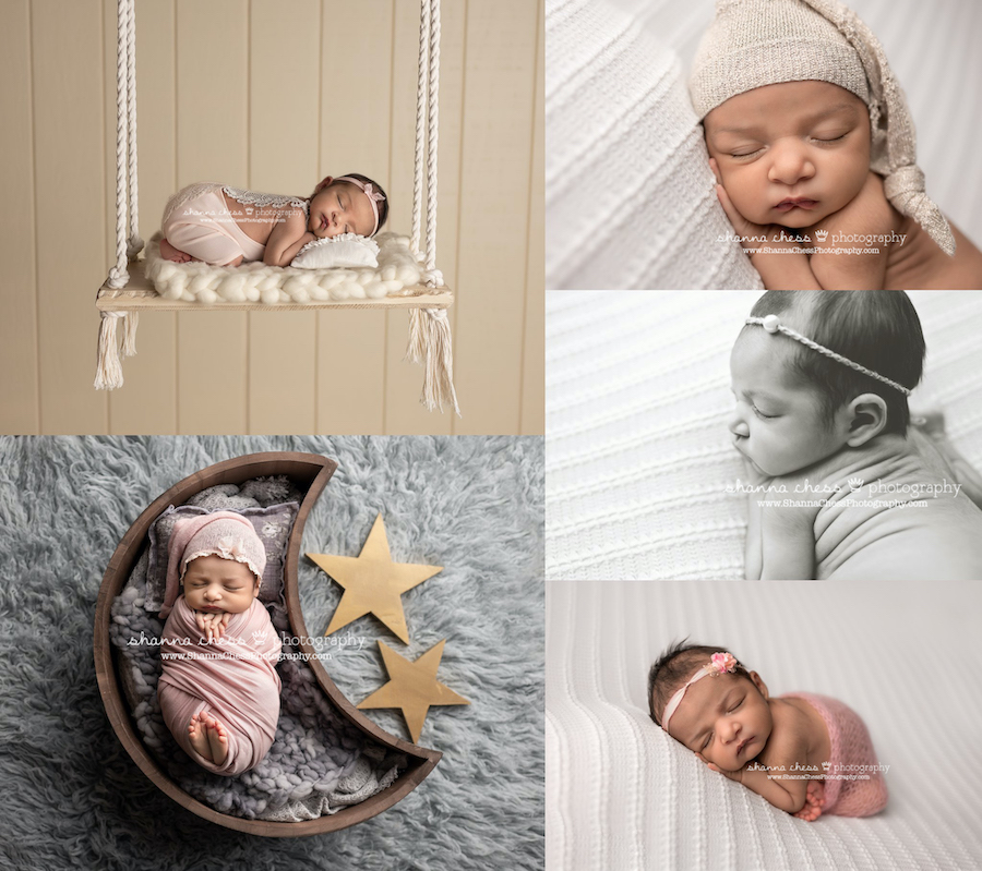 Newborn photography near me Eugene Oregon