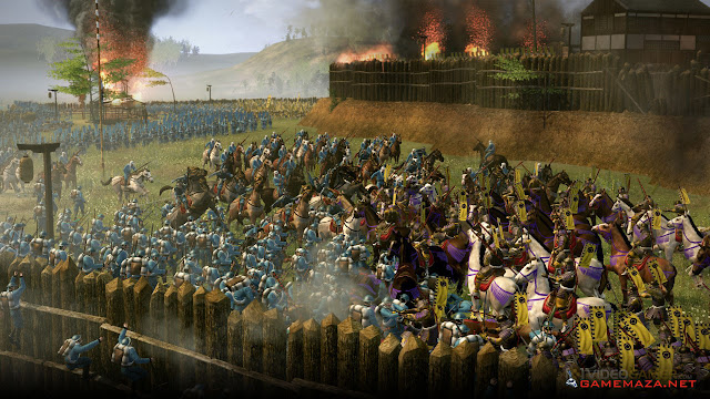 Total War Shogun 2 Fall of the Samurai Gameplay Screenshot 2