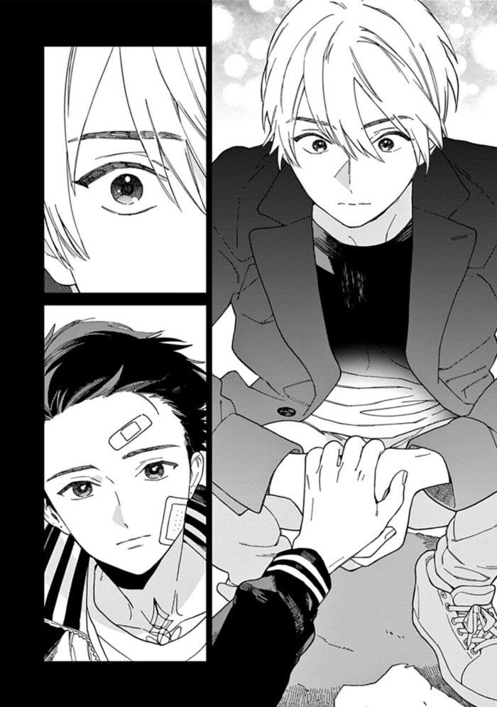 El sueño del cuco (Kakkou no Yume) manga - Tamekou - Milky Way Ediciones