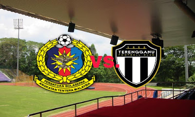 Live Streaming ATM vs Terengganu FC II Challenge Cup 24.9.2018