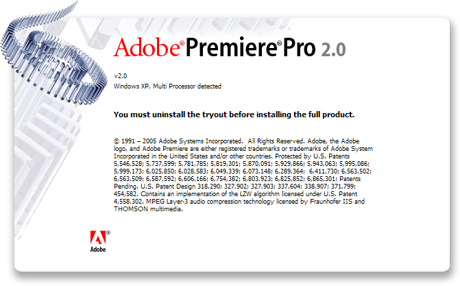 adobe premiere free download