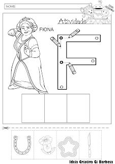 Caderno atividades letras do alfabeto GRÁTIS